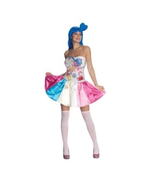 Sweet Katy Perry Adult Costume