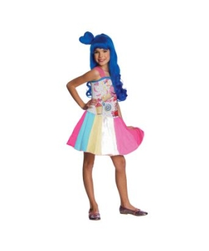 Katy Perry Candy Girl Kids Costume
