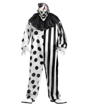 Killer Clown Adult Costume