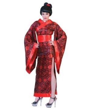 Kim Kimono Adult Costume