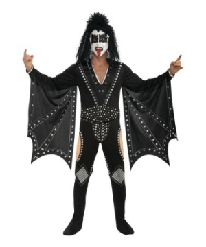 Kiss the Demon Adult Costume deluxe