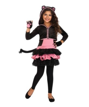 Kitty Girls Costume