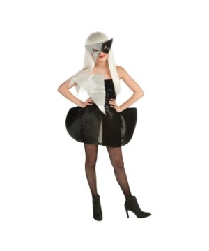 Lady Gaga Teen Costume