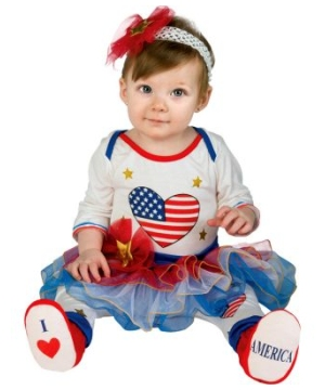 Lil' Firecracker Baby Costume