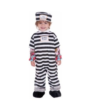 Lil Law Breaker Baby Costume