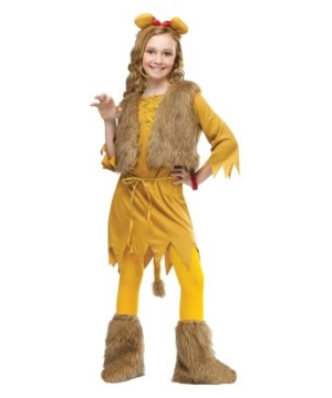 Lion Girls Movie Costume