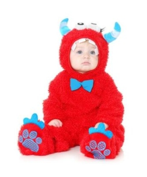 Little Monster Madness Baby Costume