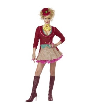 Mad Hatter Women Costume