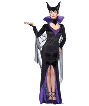 Maleficent Womens Costume deluxe