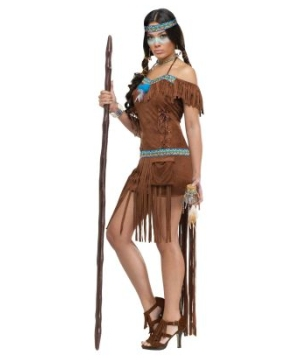 Medicine Woman Indian Womens Costume