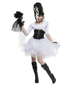 Sexy Monster Bride Adult Costume