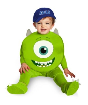 Monsters University Mike Baby Costume