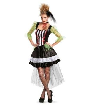 Monsterous Bride Women Costume