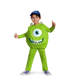 Kids Monsters University Mike Boys Costume