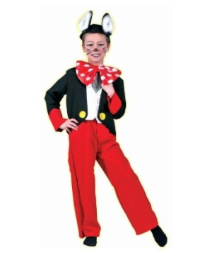 Mouse Mickey Boys Costume