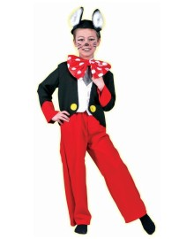 Mouse Mickey Kids Costume