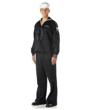 Navy Costume Adult