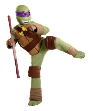 Ninja Turtles Donatello Kids Costume