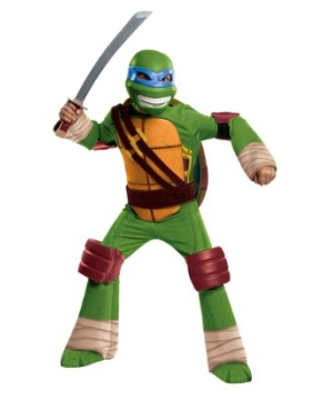 Ninja Turtles Leonardo Kids Costume deluxe