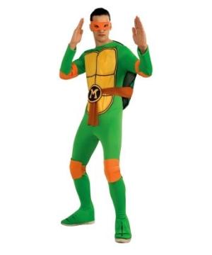 Ninja Turtles Michelangelo Men Costume