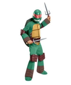 Ninja Turtles Raphael Kids Costume deluxe