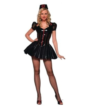 Naughty Nurse Adult Costume