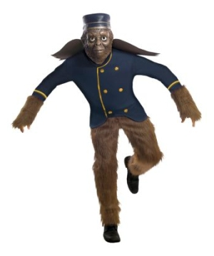 The Great and Powerful Oz Finley Mens Costume deluxe