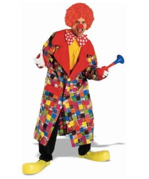 Patches the Clown Men Costume