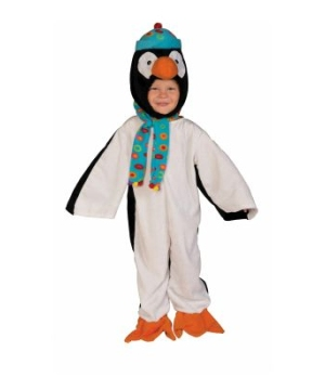 Colorful Penguin Baby Costume