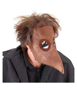 Plague Doctor Adult Mask