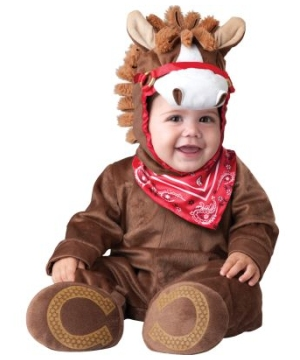 Playful Pony Baby Costume