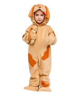 Playful Puppy Baby Costume