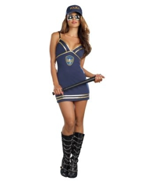 Sexy Police Adult Costume