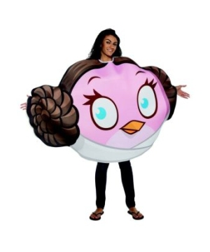 Angry Birds Princess Leia Adult Costume
