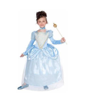 Princess Marie Girl Costume