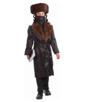 Rabbi Kids Costume