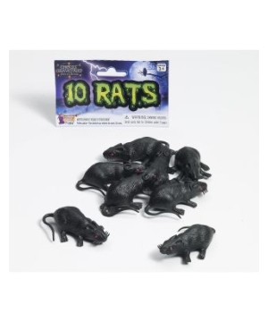 Rats Halloween Decoration