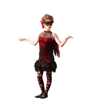 Raven Kids Costume
