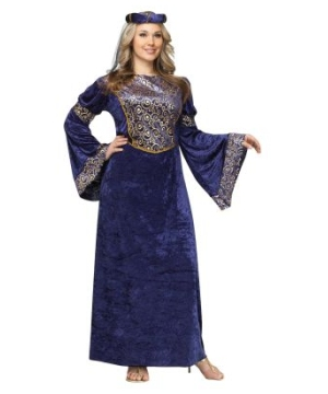 Renaissance Maiden plus size Women Costume