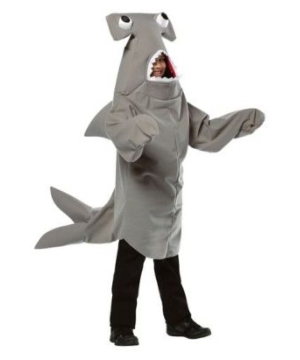 Hammerhead Shark Boys Costume