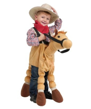Ride-a-pony Kids Costume
