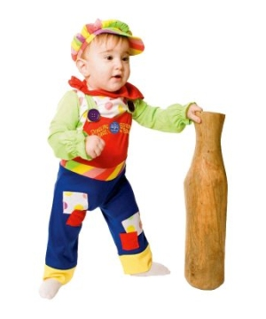 Ringling Baby Clown Baby Costume