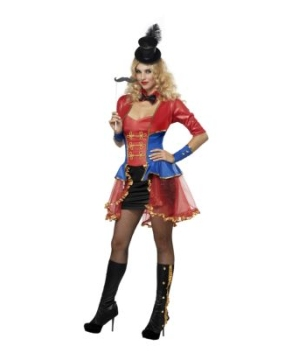 Miss Ringmaster Adult Costume