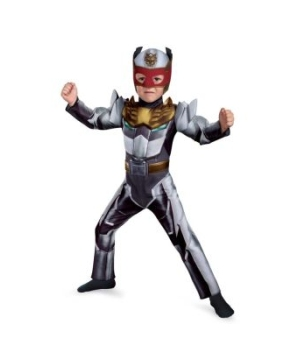 Robo Knight Megaforce Muscle Baby Costume