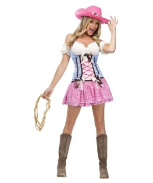 Rodeo Sweetie Adult Costume