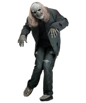 Rotted Zombie Instant Adult Costume Accessory