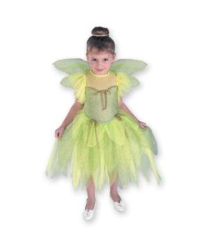 storytime tinkerbell girl costume