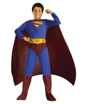 Superman Returns Kids Costume