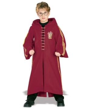 Harry Potter Quidditch Robe deluxe Costume – Kids Costume