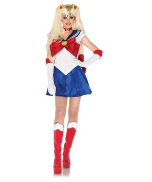 Sailor Moon Adult Costume deluxe